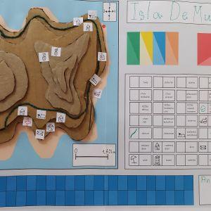 6.třída: Zeměpis - projekt